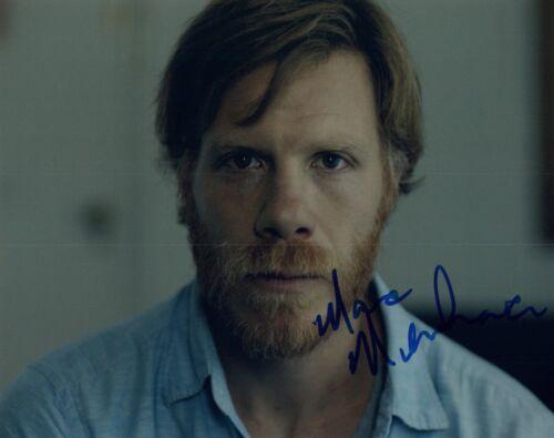 Marc Menchaca Signed Autograph 8x10 Photo OZARK Russ Langmore Actor COA
