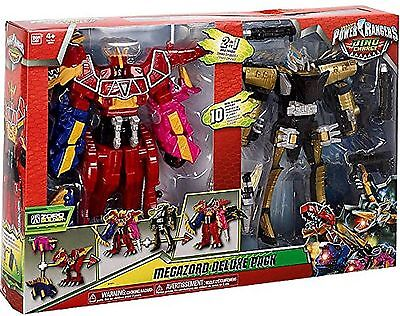 Power Rangers Dino Charge Megazord Deluxe Pack New Sealed