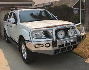 nissan navara 2012 ST-X550 Yamba Clarence Valley Preview