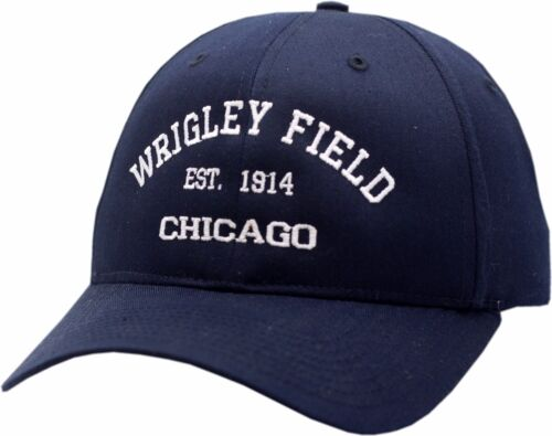 Chicago Police Memorial Foundation Adjustable Hat Wrigley Field Chicago