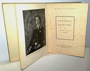 Portrait-painting-by-henry-carr-The-studio-publications-1952