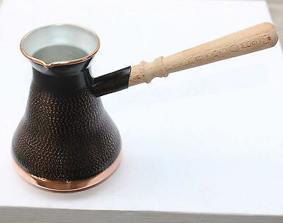 6-7 Cups Copper ARMENIAN TURKISH COFFEE POT ...