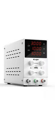 Kungber Dc Power Supply Variable 30v 10a Adjustable Switching Regulated Dc B...