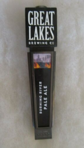 Great Lakes Brewing Co. Multi Labeled Beer Tap Handle