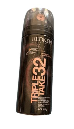Redken Triple Take 32 Extreme Hair Spray 4oz.