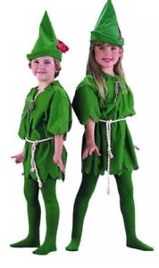 Children Peter Pan costume book week dress up birthday party story Melbourne CBD Melbourne City Preview