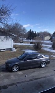 04 330ci for sale moving need gone