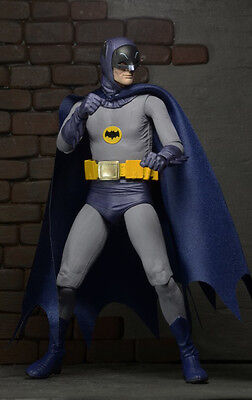 Neca Batman 1966 Dc Comics Collectible Classic Tv Series 7  Action Figure