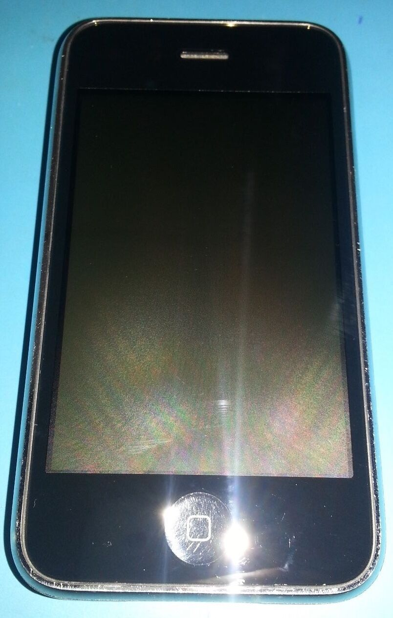 apple iphone 3g 8gb black at&t... Image 2