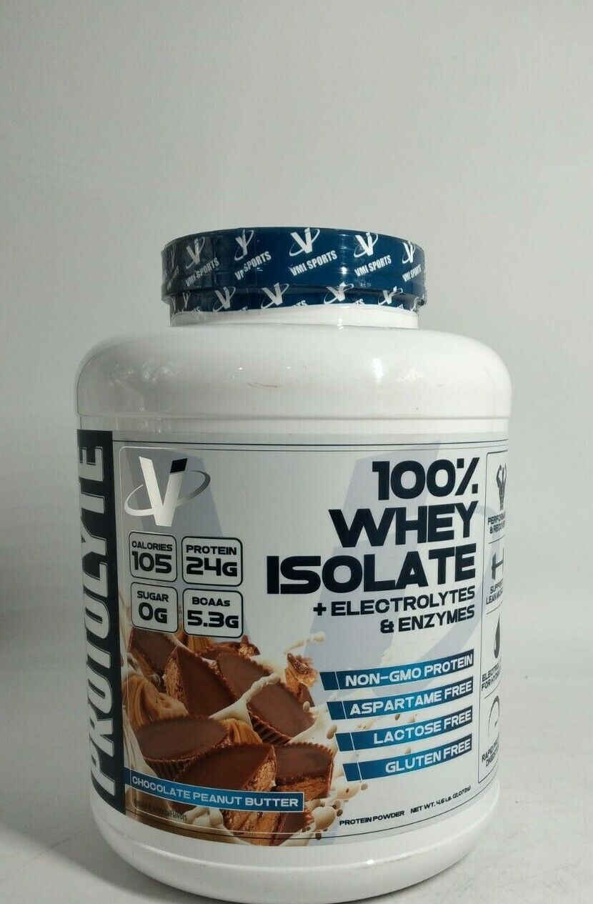 VMI Sports ProtoLyte 100% Whey Protein Isolate,70svg - Chocolate Peanut Butter