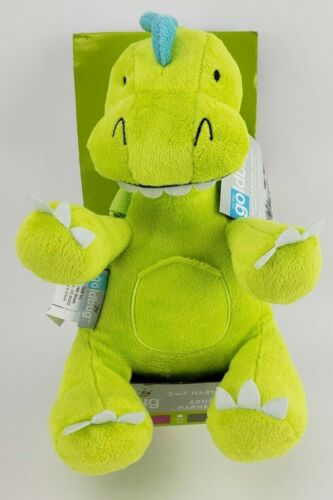 On The Goldbug 2 in 1 Harness Buddy Dino Style 19816 Ages 18m & up Child Safety