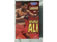 "Muhammad Ali VS Joe Frazier Starting Lineup Boxing Legends NIB 1998 12/"" Doll"