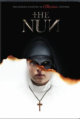 THE NUN  (DVD 2018) BRAND NEW FACTORY SEALED PRE SALE - Ships 12/4 from CA, USA