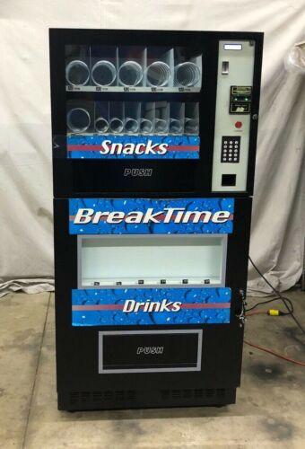 Genesis Model G0-127 Combo Vending Machine