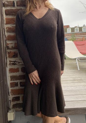 Superbe robe louis vuitton  taille m laine cachemire