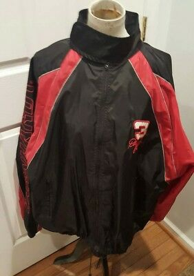 Vintage Dale Earnhardt Sr Signature Winners Circle Nylon Jacket Men's Size L for sale  Shipping to Canada