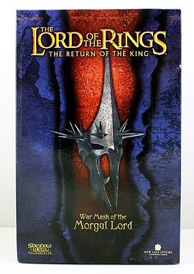 Lord of the Rings The Return of the King War Mask of Morgul Lord Sideshow Weta (Lord Of The Rings Masks)