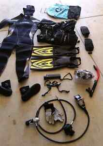 Scuba diving gear Coogee Cockburn Area Preview
