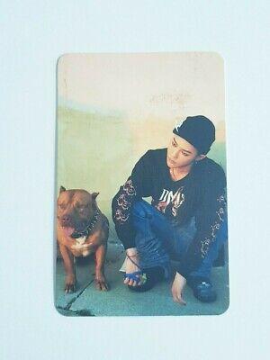 "K-POP BIGBANG G-DRAGON Official G-DRAGON Concert ""권지용"" Official Photocard"