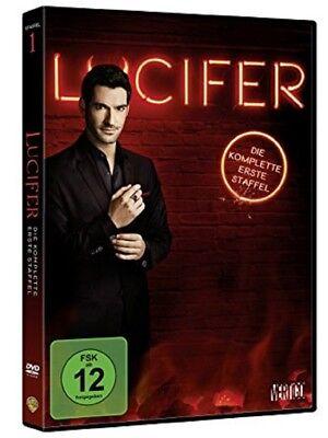 Lucifer Staffel 1 Komplett NEU OVP 3 DVDs Die Serie
