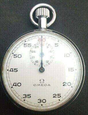 Fantastic 1905 OMEGA stop  Watch         REF 592