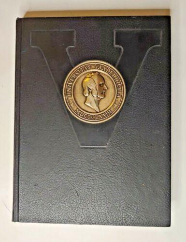 1968 Commodore, Vanderbilt University Annual, Nashville, Tennessee