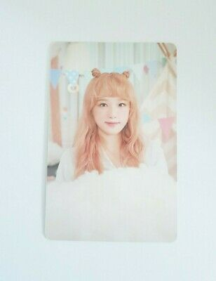 "IZ*ONE Yena Limited Photocard - Official New "" 2020 SECRET DIARY """