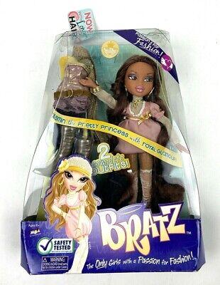 Bratz Passion 4 Fashion Yasmin Doll Pretty Princess