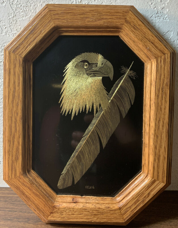 Helwig Eagle Picture Beautiful