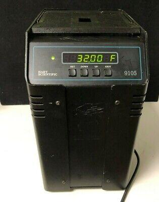 Hart Scientific Fluke Model 9105 Dry-well Calibrator - 25c And 140c