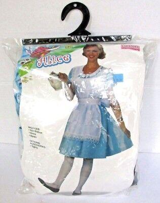 Alice In Wonderland DISNEY Halloween Costume for Adults Item # 64091  - Alice In Wonderland For Adults
