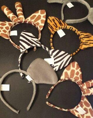 Oriental Trading Company Animal Headbands Dress Up Costume Party Lot of - Oriental Trading Costumes