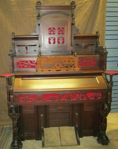 Taylor & Farley Pump Organ