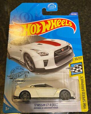2020 Hot Wheels '17 Nissan GT-R [R35] HW Speed Graphics
