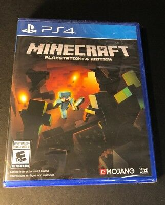 Minecraft [ PlayStation 4 Edition ] (PS4) NEW