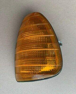 Blinker Blinkleuchte gelb orange rechts+links SET SATZ PAAR Mercedes Benz W123