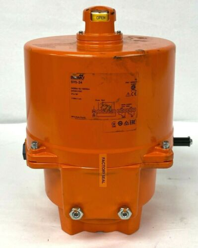 Belimo SY5-24 Valve Actuator 24VAC Power Open & Power Close, 4430 in-lb, 500 Nm