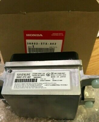36802-STX-A01 - Genuine HONDA Acura Radar Sub-Assy 36802STXA02