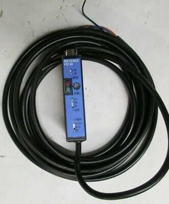Keyence Fs2-60 Fiber Photoelectric Sensor