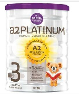 Wanted: Baby formula a2 stage 3