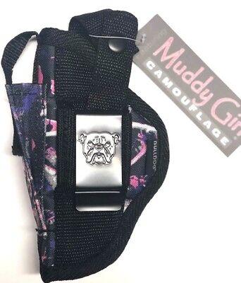 Bulldog Muddy Girl gun holster for Kahr PM9  - Girls For Gunslinger