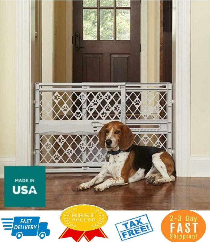 Baby Safety Gate Indoor Fence For Pet Cat Dog Toddler Child