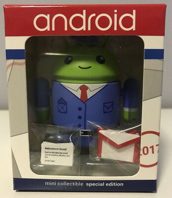 Android Mini Special Google Edition Collectible   Gmail