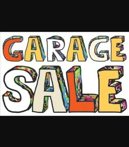 Garage sale —on now!!! 8-11 am 28 Coughlin rd