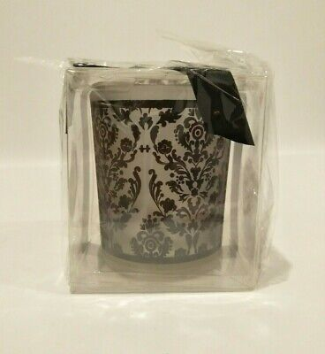 Kate Aspen 4 Pack of Candles in Decorative Glass Holders Brand New
