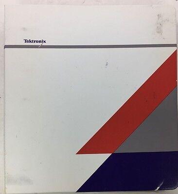 Tektronix Csa 803a Analyzer 11801b Oscilloscope Programmer Manual 070-8784-01