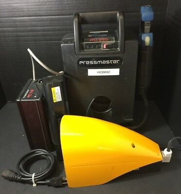 Pressmaster System Ph 1500 Portable Electric Hydraulic Crimping Machine