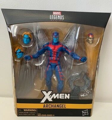 "Marvel Legends X-men Archangel 6""action Figure New in the Box"