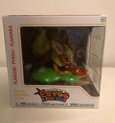 Funko Pokemon Center: An Afternoon with Eevee and Friends Flareon
