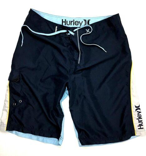 Hurley Board Shorts Mens Size 32 Long (*4)^